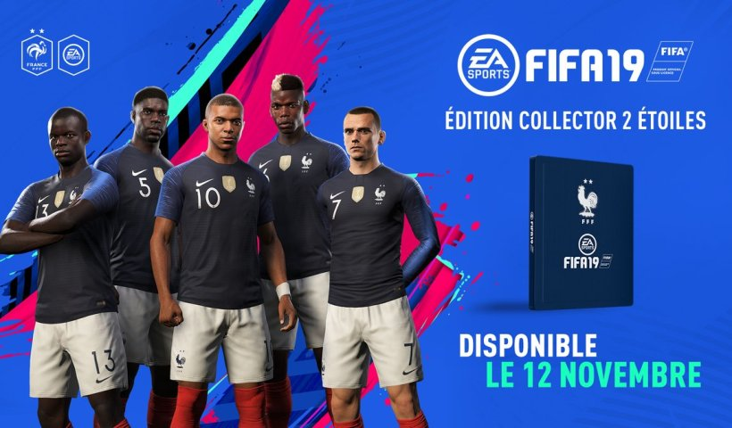 Édition collector FIFA 19
