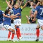 football feminin les moins de 17 ans championnede la coupe du monde