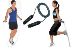 La corde a sauter pour maigrir à petit prix . De la régularité dans la pratique et une alimentation équilibrée pour maigrir avec la corde a sauter.