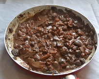 Recette minceur : Rognons de Boeuf maison.Une recette minceur pour démarrer la semaine sur le ton du plaisir culinaire et pour ne pas prendre de poids.
