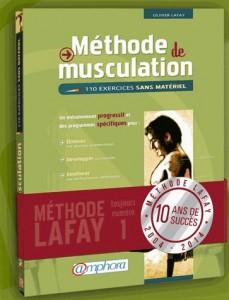 Se muscler sans matériel :la méthode Olivier  Lafay . Une méthode efficace, pratique,progressive. Pas besoin d'haltères pour se muscler