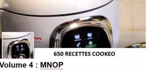 650 recettes cookeo v4