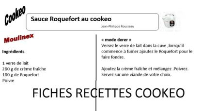 70 fiches recettes cookeo