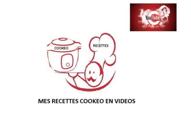 vidéos de cookeo Recettes