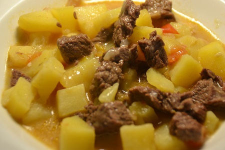 Goulash cookeo weight watchers