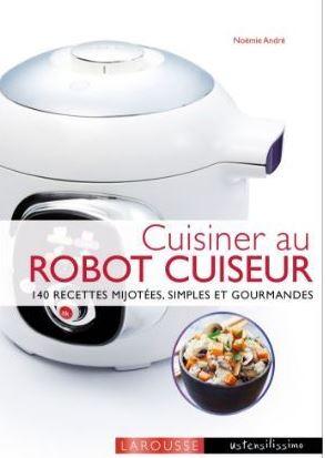 Livre cuisiner au Robot cuiseur (cookeo)