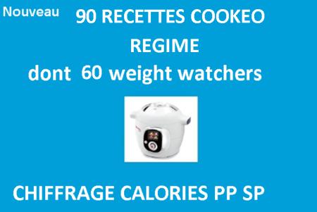 90 Recettes Cookeo Regime