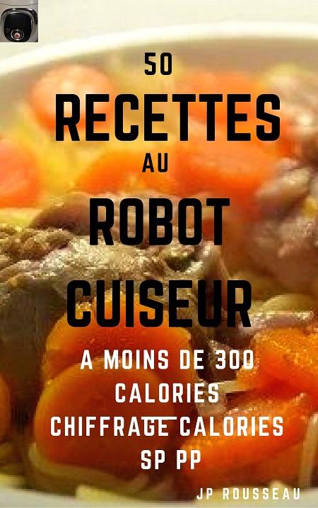 Ebook 50 recettes cookeo à moins de 300 calories