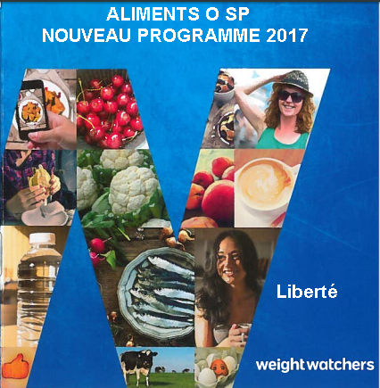 Liberté weight watchers le nouveau programme 2017