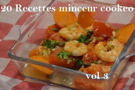 20 recettes minceur cookeo vol 3