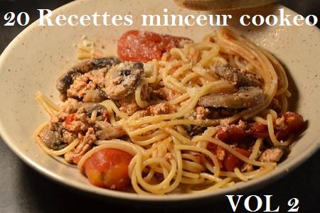 20 recettes minceur cookeo vol 2