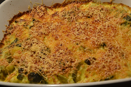 Gratin courgettes recette cookeo