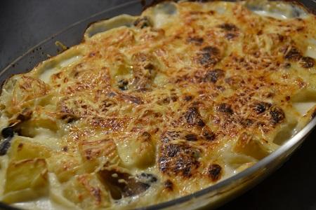 Gratin pommes de terre recette cookeo