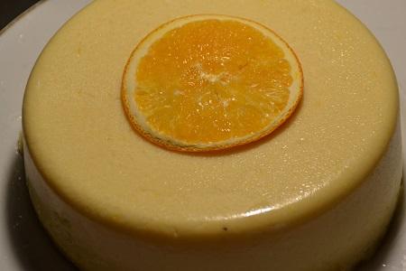 Gâteau semoule orange recette cookeo