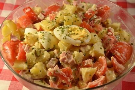 40 recettes cookeo de salades