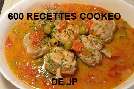 600 recettes cookeo de JP PDF gratuit