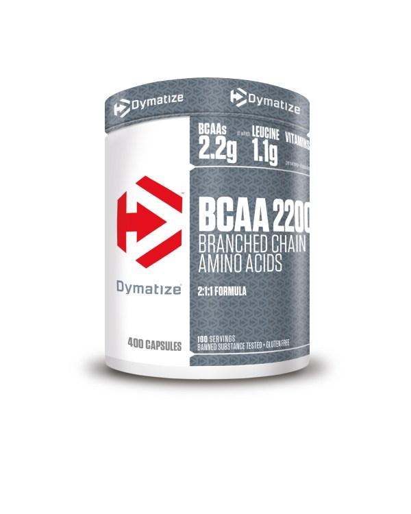 BCAAS acides aminés Dymatize