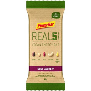 Barres Végan Real5 PowerBar