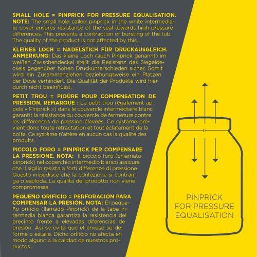 Guide d'utilisation pot protéine