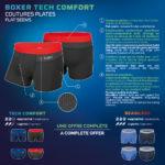 Boxer tech confort
