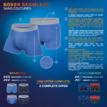 Boxer sans coutures