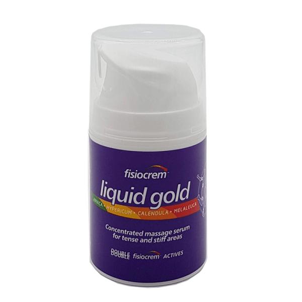 Fisiocrem Liquid Gold