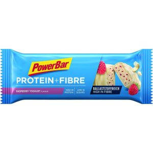 Barres protéinées plus fibres