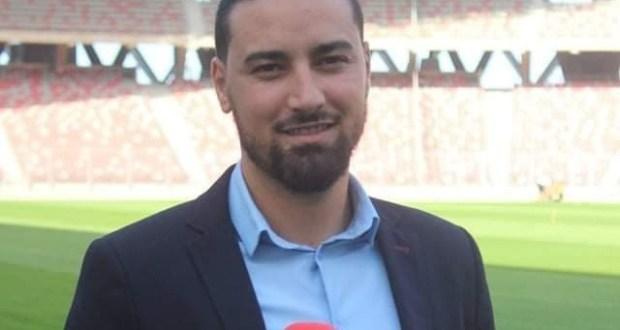 خليفاوي مصطفى صحفي رياضي جزائري