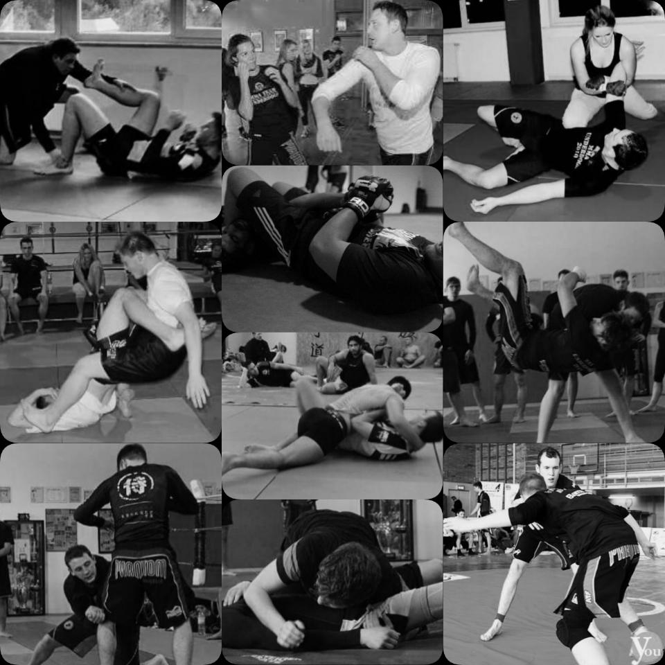 Sportschule Sport Underdogs, Castrop-Rauxel bei Dortmund