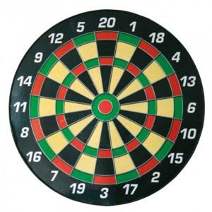 Bull's dartbord magnetisch met dartpijlen 40,5 cm