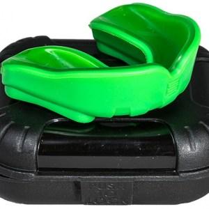 Makura gebitsbeschermer Ignis Pro junior siliconen groen