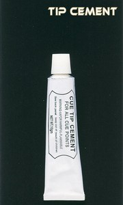 Powerglide keu lijm Tip Cement synthetisch wit