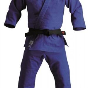 adidas judopak J930 unisex blauw maat 155