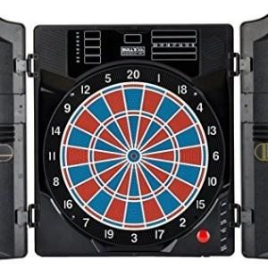 Bull's Master Score Elektronisch dartbord 45,7 cm rood/blauw