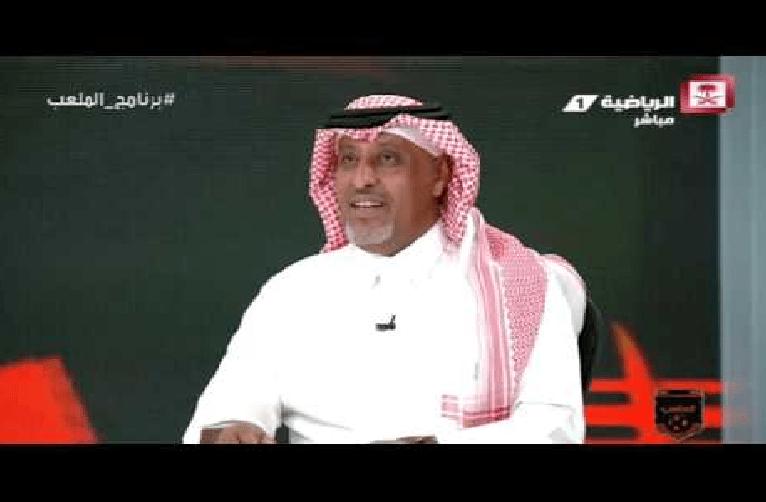 """بالفيديو..خالد العقيلي: """"سامي الجابر"""" أفضل من """"ماجد"""" الشمس لا تغطى بغربال وودعت جمهور النصر"""
