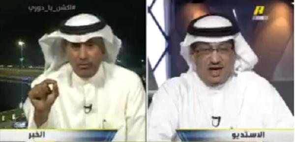 عادل الملحم لجمال عارف: إذا كانت الديون على الاتحاد لا تتجاوز الـ40 مليون فهذا معيب لرجالات النادي لكن الرقم أكبر بكثير