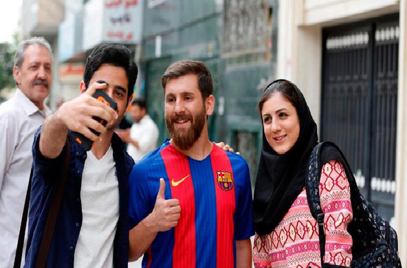 """""""ميسي طهران"""" يكشف: كنت سأدخل السجن في إيران"""