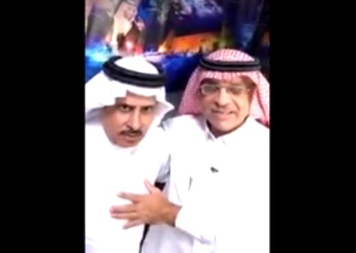 بالفيديو.. سعود الصرامي : الملكي هو الاهلي .. واللي بنى الهلال في الاصل اهلاوي