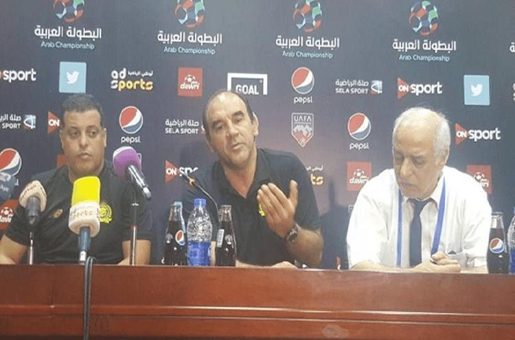 مدرب النصر: نحن في مرحلة بناء فريق قوى.. واستفدنا من البطولة