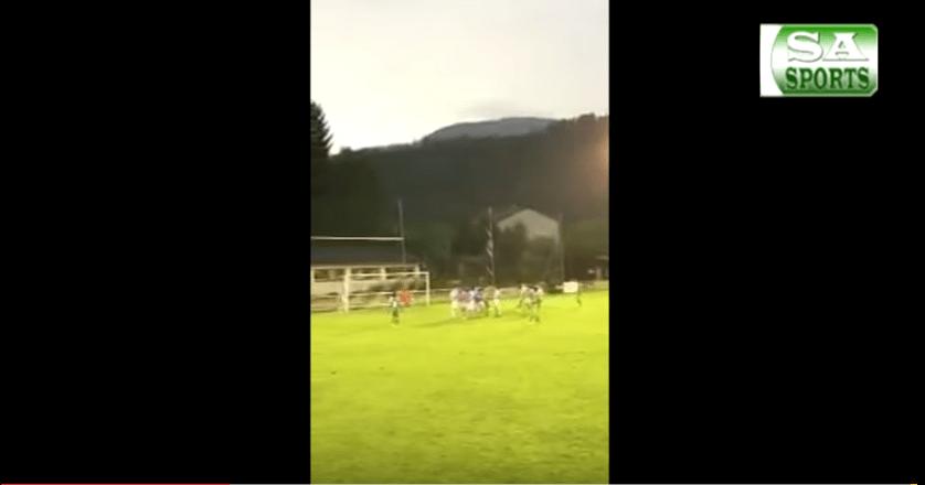 بالفيديو..السومة يسجل هدف رائع في مباراة بيشافز هوفن الودية