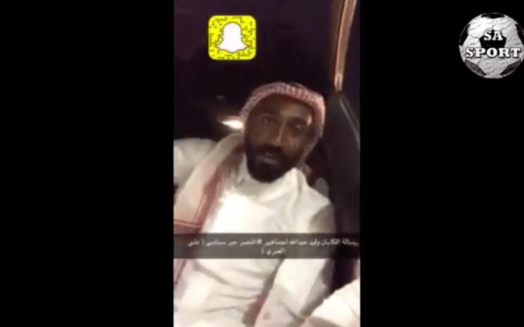 بالفيديو.. رسالة وليد عبدالله لجماهير النصر قبل بداية الموسم