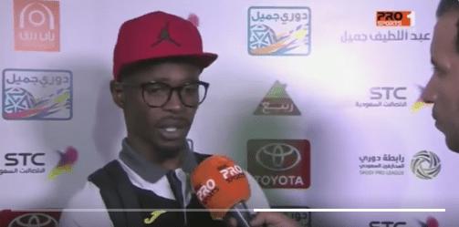 بالفيديو…عدنان فلاته : لسنا راضين عن النتيجة و مستوانا لم يكن سيئا