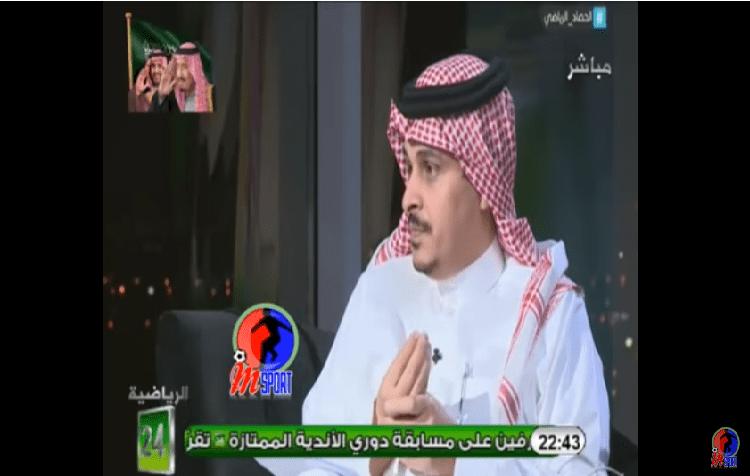 بالفيديو.. تعليق طارق النوفل على إحالة قضية العويس ونادي الشباب للرقابة والتحقيق