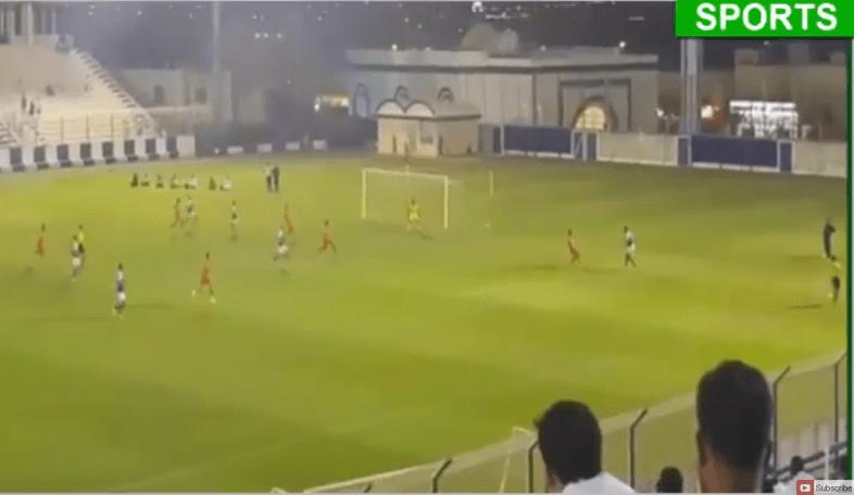بالفيديو.. الهلال يفوز على الاتفاق في مباراة ودية