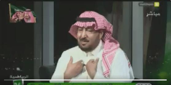 """بالفيديو..عبدالمحسن الجحلان: توسط الكابتن """"ماجد عبدالله"""" سابقا للاعب هلالي لحضور حفل زواج"""
