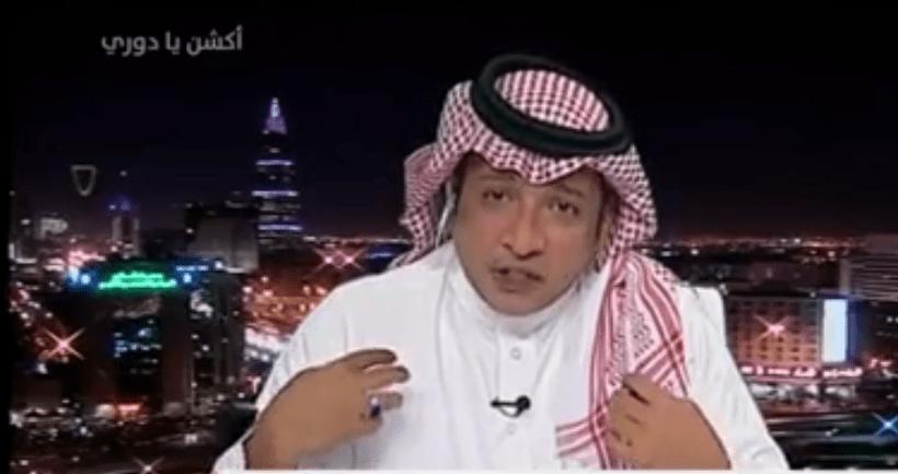 شاهد بالفيديو.. رد فعل التويجري بعد إقالة الجابر من منصبه كمدرب للشباب