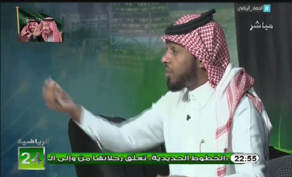 """بالفيديو.. عبدالعزيز المريسل :كنت اتمنى من الهلال احتواء المشكلة مع""""ناصر الشمراني"""" من اجل المنتخب"""