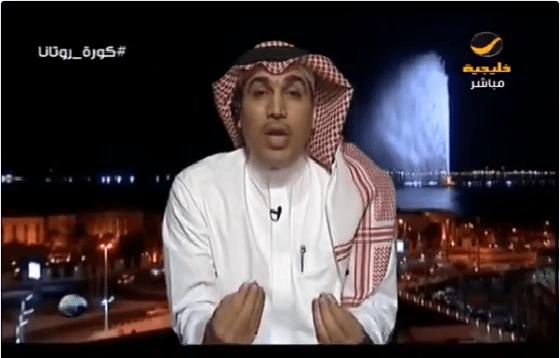 """بالفيديو.. حاتم خيمي: ماجد عبدالله لديه ثقة وهدوء عند وجوده في منطقة الجزاء وكأنه يشرب """"قهوة"""""""