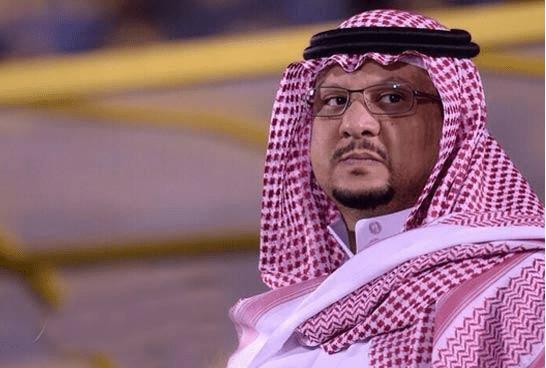 ماهي حقيقة رحيل فيصل بن تركي من إدارة النصر ؟!