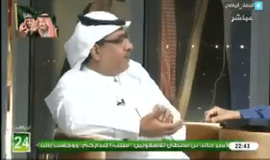 بالفيديو.. سليمان الجعيلان : مدرب المنتخب القادم برازيلي
